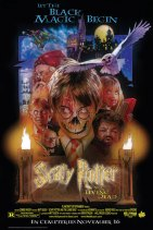 Scary Potter and the Living Dead by Matt Busch