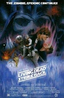 Star Wars The Living Dead Strike Back by Matt Busch