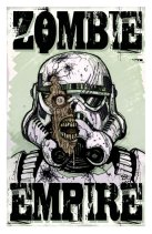 Zombie Stormtrooper by adventurevisual