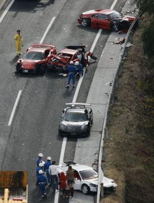accidente ferraris 2
