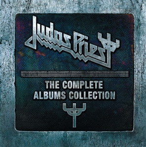 """The Complete Albums Collection"" Judas Priest"
