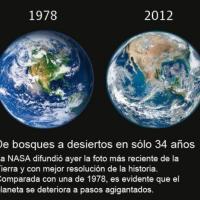 La Mentira sobre la Tierra Desértica