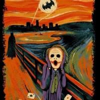 El Grito, versión Batman