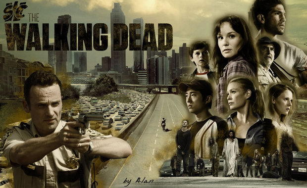 The Walking Dead:tercera temporada capitulo 7