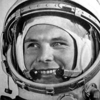Un dia como hoy - 12 de Abril, Yuri Gagarin
