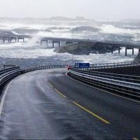 Atlantic Ocean Road