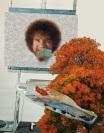 bob ross tree