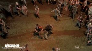 The Walking Dead 3x09 The Suicide King 01