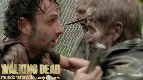 The Walking Dead 3x10 home rick arrow zombies 09