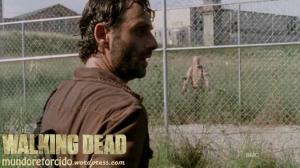 The Walking Dead 3x10 home Rick Hershell  06