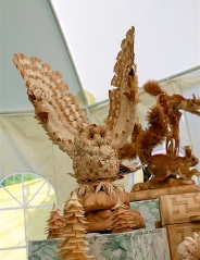 wood animals 17