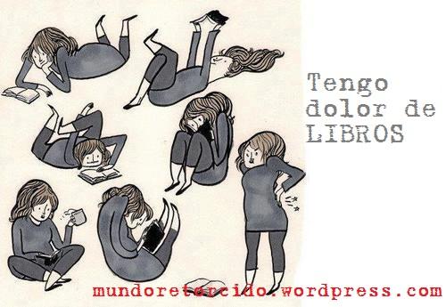 dolor de libros