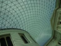 British Museum's ceiling