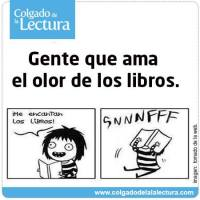 El olor de los libros
