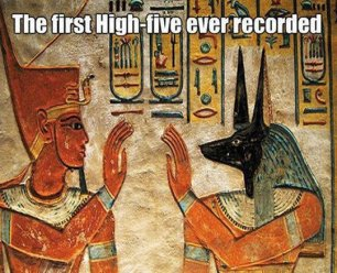 Ancient-High-Five