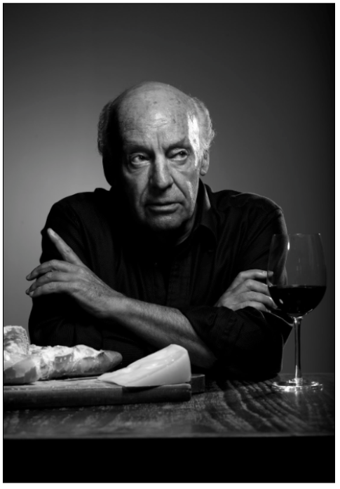 Foto: Eduardo Galeano, escritor uruguayo muerto hoy a los 74 años de edad