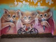 Los 3 gatos