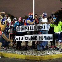 #HazLaLucha por la ciudad humana con @Biciardillas y @BiciredMX